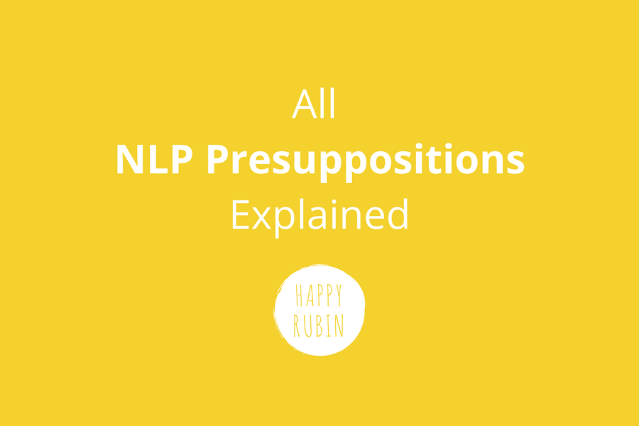 The 16 NLP Presuppositions Explained [List] [Examples]