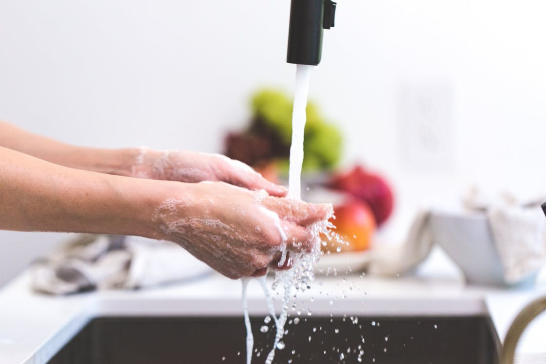 washing dishes better relationship