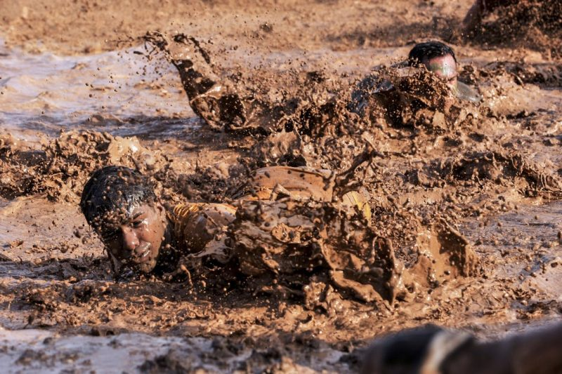 date idea mud run