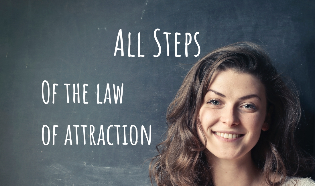 law of attraction all steps