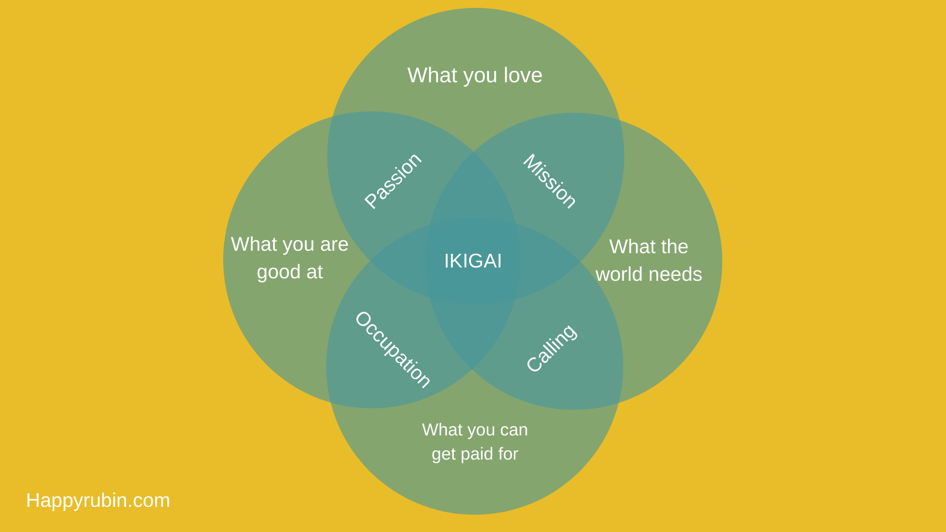 ikigai meaning and model