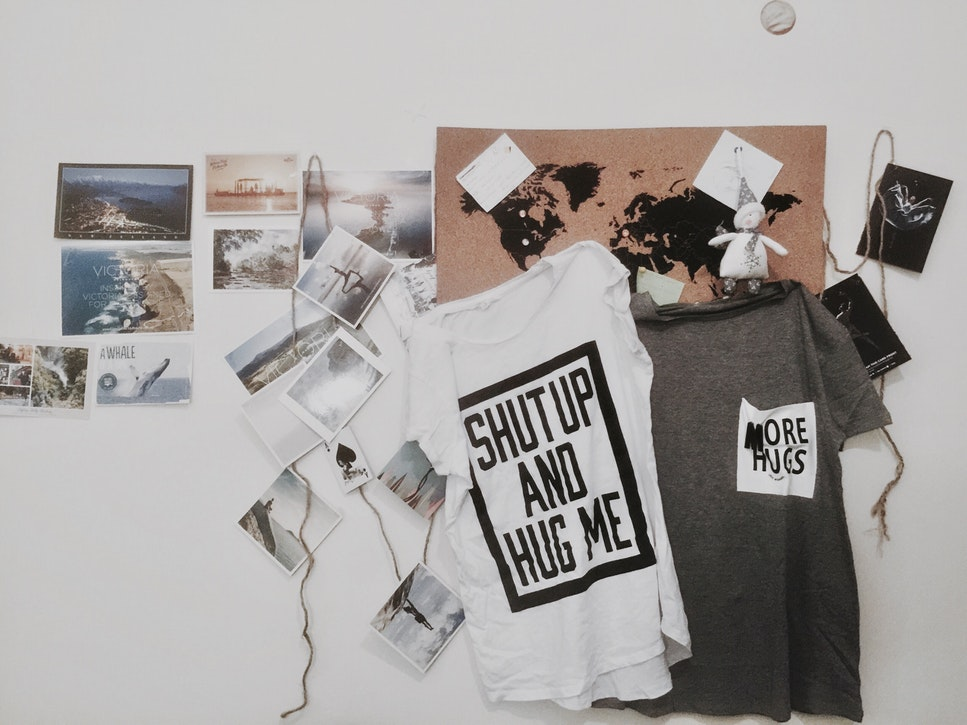 vision board example