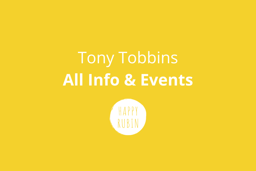 tony robbins events