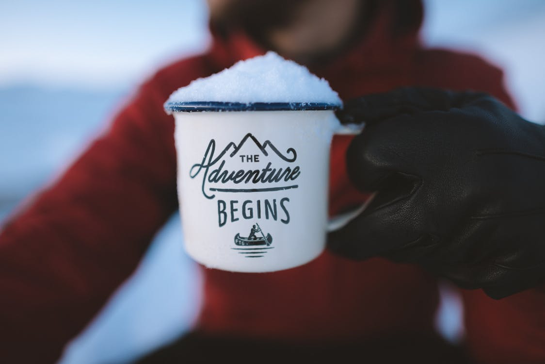 Get rid of social media and start an adventure