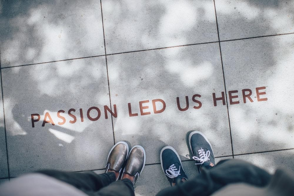 how to bring passion back